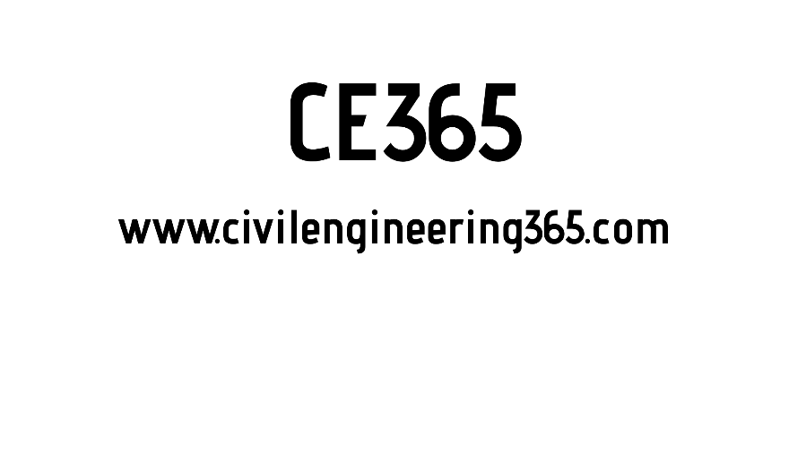 CIVIL ENGINEERING 365 ALL ABOUT CIVIL ENGINEERING